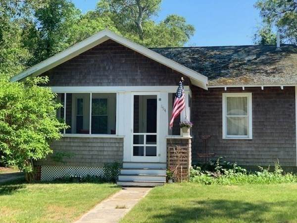 154 Daggett Ave, Tisbury, MA 02568 (MLS #72843983) :: Spectrum Real Estate Consultants