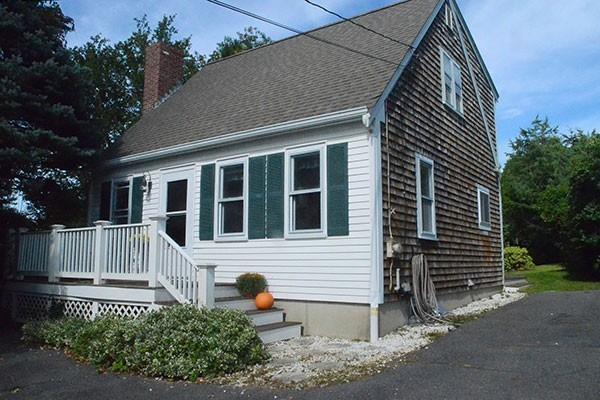 1 Dexter Ave, Sandwich, MA 02563 (MLS #72034240) :: Vanguard Realty