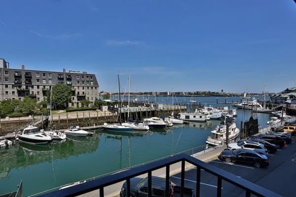 39 Commercial Wharf #3, Boston, MA 02110 (MLS #72223720) :: Charlesgate Realty Group
