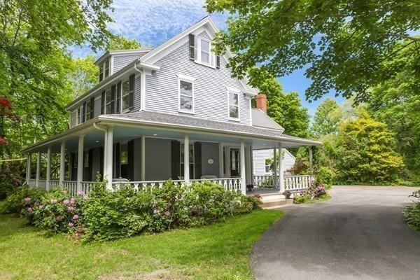 7 Jarves St, Sandwich, MA 02563 (MLS #72279419) :: Commonwealth Standard Realty Co.