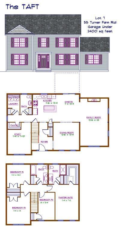 55 Turner Farm Road, Uxbridge, MA 01569 (MLS #72469975) :: The Russell Realty Group