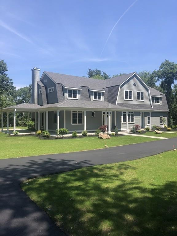13 Hartford Street, Dover, MA 02030 (MLS #72509884) :: Trust Realty One