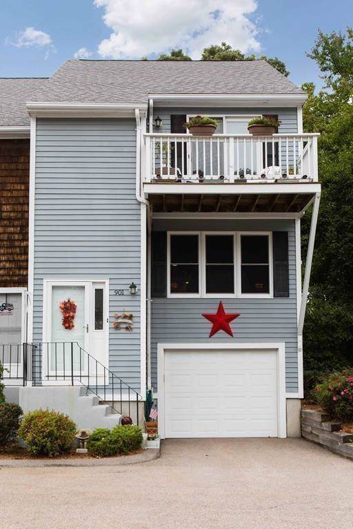 101 South Ave #901, Attleboro, MA 02703 (MLS #72538168) :: The Muncey Group