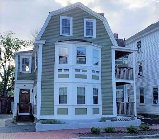 129 Bridge St., Salem, MA 01971 (MLS #72573397) :: Berkshire Hathaway HomeServices Warren Residential