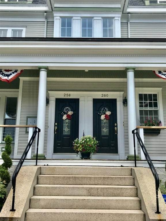 258 Prospect #1, Fall River, MA 02720 (MLS #72688832) :: Ponte Realty Group