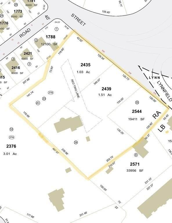 3 Red Twig Lane, Lynnfield, MA 01940 (MLS #72761584) :: East Group, Engel & Völkers