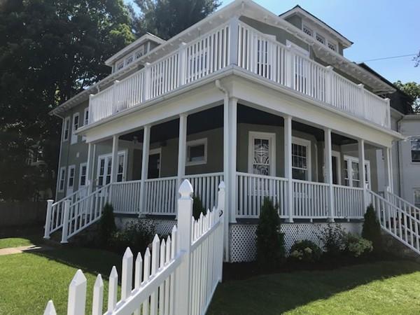4 Pearl-Peabody Street, Newton, MA 02458 (MLS #72291950) :: Westcott Properties