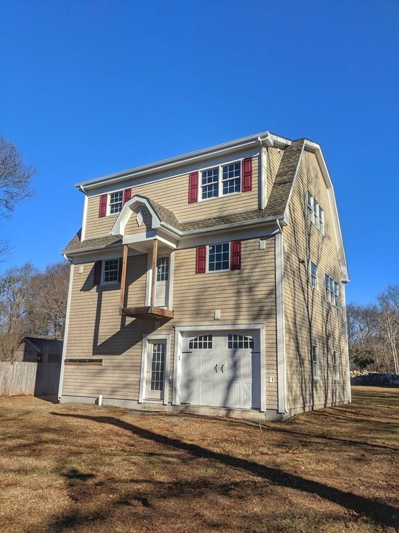 113 Cottonwood, Fairhaven, MA 02719 (MLS #72429121) :: Cobblestone Realty LLC