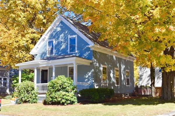 15 West Street, Westborough, MA 01581 (MLS #72576619) :: Spectrum Real Estate Consultants