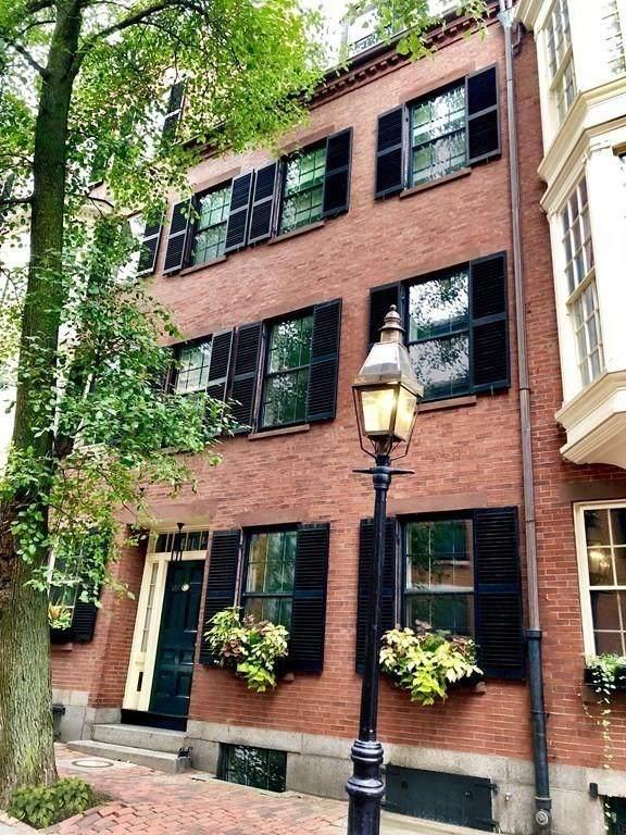 54 Pinckney Street, Boston, MA 02114 (MLS #72628545) :: Charlesgate Realty Group