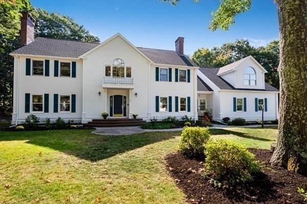 20 Wenlock Circle, Easton, MA 02356 (MLS #72740276) :: Welchman Real Estate Group