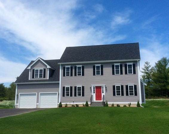Lot 72A/17 Horse Neck Drive, Rochester, MA 02770 (MLS #72482627) :: Trust Realty One