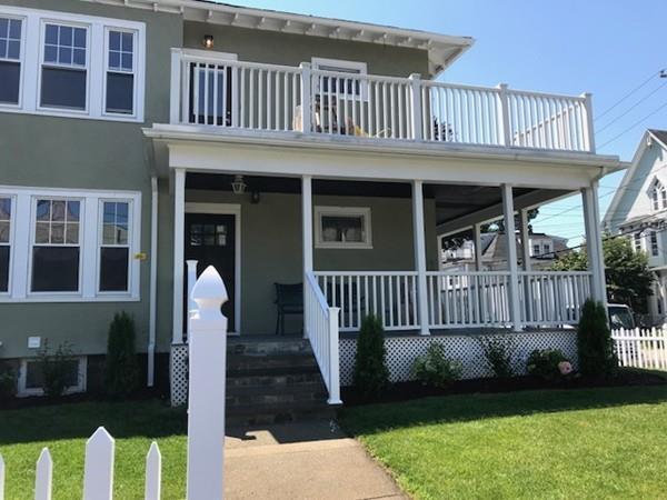 44 Pearl Street #1, Newton, MA 02458 (MLS #72283493) :: ALANTE Real Estate