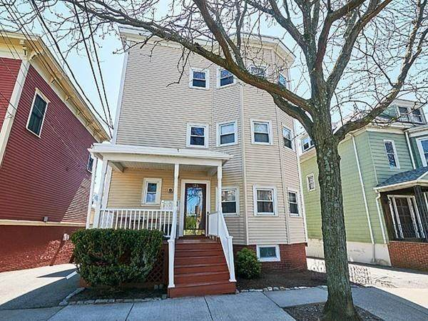 135 Central St #1, Somerville, MA 02145 (MLS #72656461) :: Trust Realty One