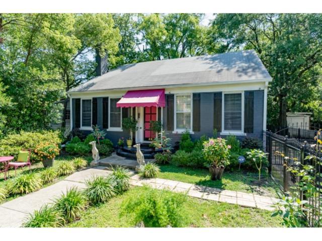 53 Catherine Street S, Mobile, AL 36604 (MLS #600186) :: Jason Will Real Estate