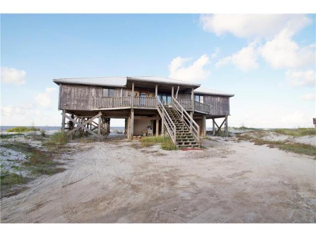 101 Ryan Court, Dauphin Island, AL 36528 (MLS #601720) :: Jason Will Real Estate