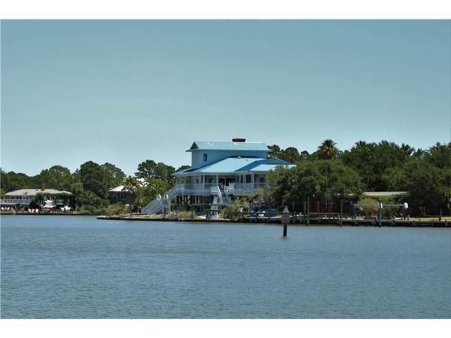 519 Forney Johnston Drive, Dauphin Island, AL 36528 (MLS #602965) :: Jason Will Real Estate
