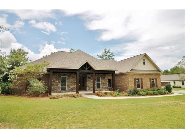 12464 Gracie Lane, Spanish Fort, AL 36527 (MLS #603078) :: Jason Will Real Estate