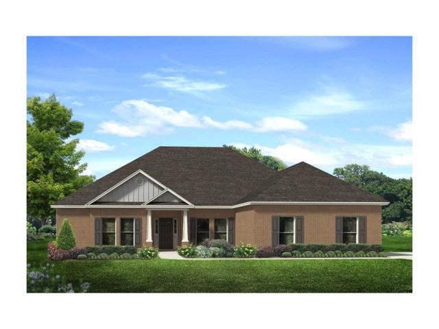 2430 Driftwood Loop E, Semmes, AL 36575 (MLS #603114) :: Jason Will Real Estate