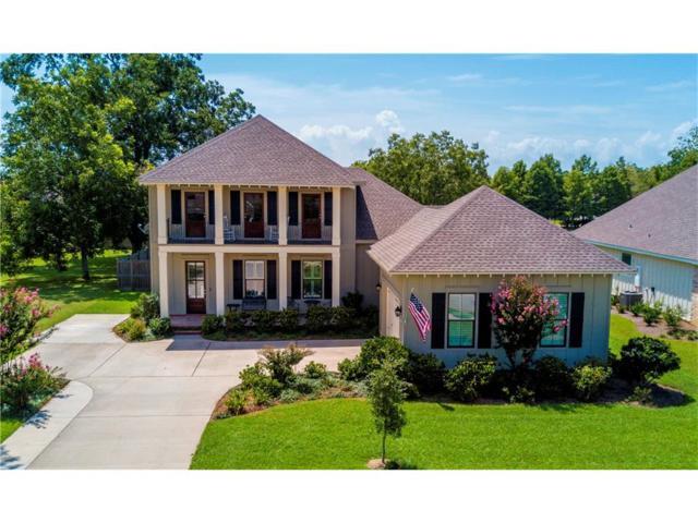 17636 Burwick Loop, Fairhope, AL 36532 (MLS #603149) :: Jason Will Real Estate