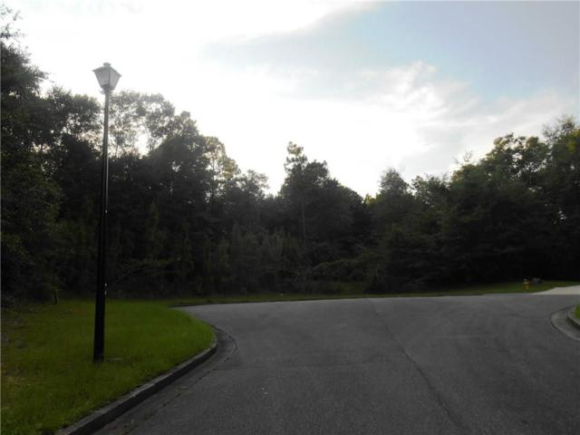 0 Cross Creek Drive #7, Mobile, AL 36693 (MLS #603821) :: Berkshire Hathaway HomeServices - Cooper & Co. Inc., REALTORS®