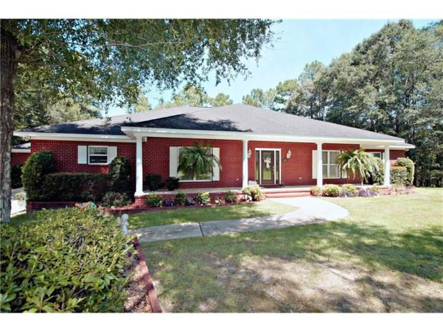 14980 Howells Ferry Road, Semmes, AL 36587 (MLS #604107) :: Jason Will Real Estate