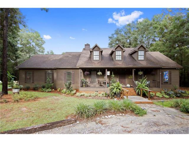 6830 Eleazor Drive, Mobile, AL 36619 (MLS #604119) :: Jason Will Real Estate