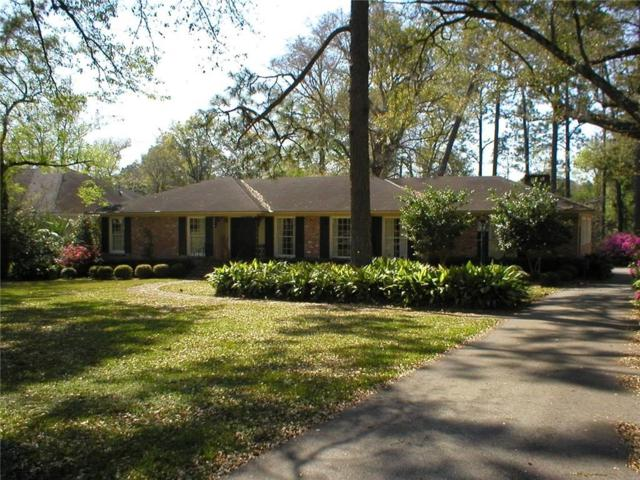 12 Kingsway, Mobile, AL 36608 (MLS #604638) :: Jason Will Real Estate