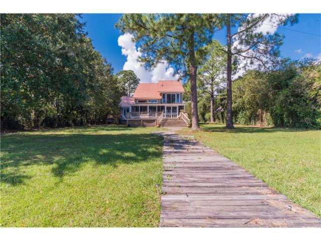 9815 East Avenue, Theodore, AL 36582 (MLS #606120) :: Jason Will Real Estate