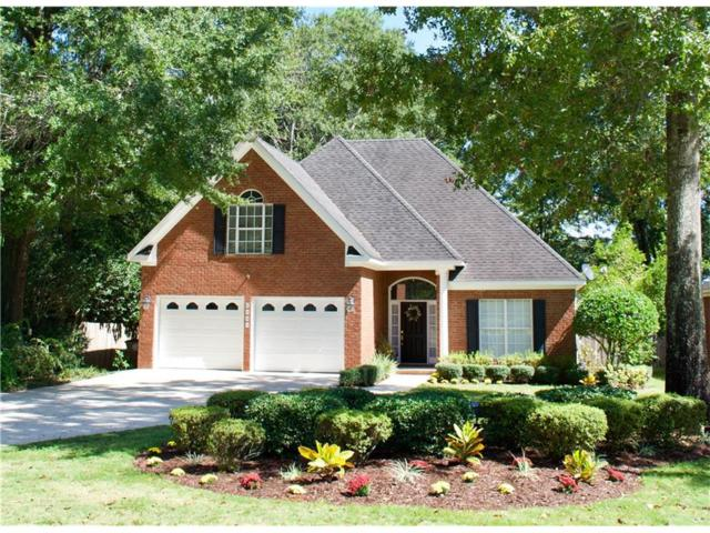 1105 Pace Parkway, Mobile, AL 36693 (MLS #606321) :: Berkshire Hathaway HomeServices - Cooper & Co. Inc., REALTORS®