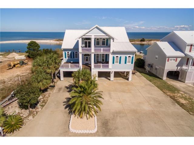 534 Barcelona Drive, Dauphin Island, AL 36528 (MLS #607085) :: Jason Will Real Estate