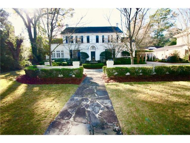 1907 Old Shell Road, Mobile, AL 36607 (MLS #608001) :: Jason Will Real Estate
