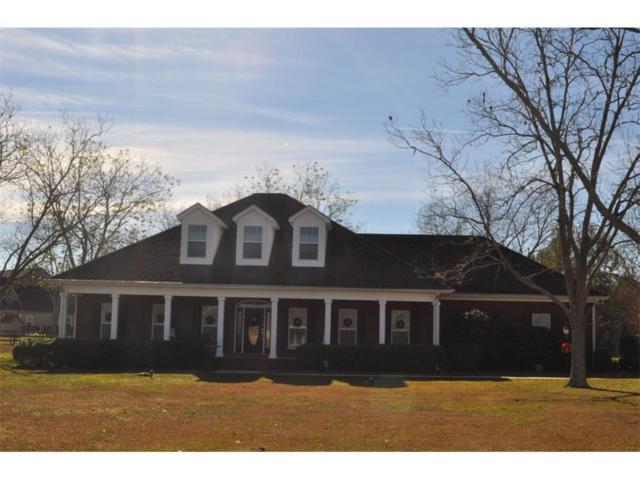 12814 Dominion Drive, Fairhope, AL 36532 (MLS #608088) :: Jason Will Real Estate