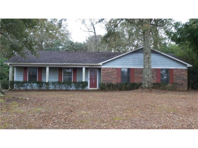 5155 Laurendine Road, Theodore, AL 36582 (MLS #608155) :: Jason Will Real Estate
