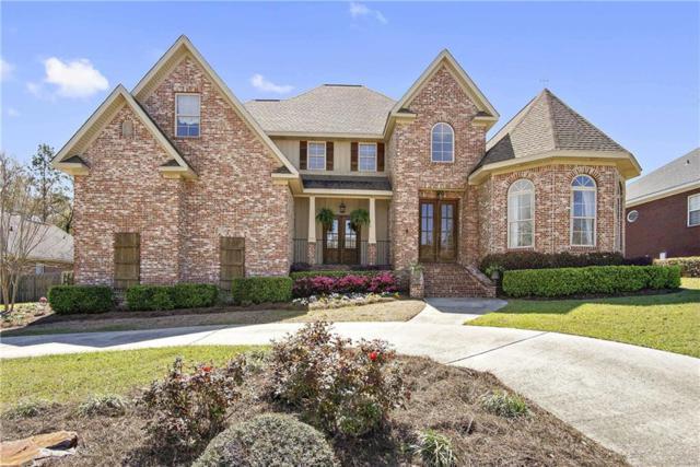 3607 Willow Walk Drive, Saraland, AL 36571 (MLS #610864) :: Jason Will Real Estate
