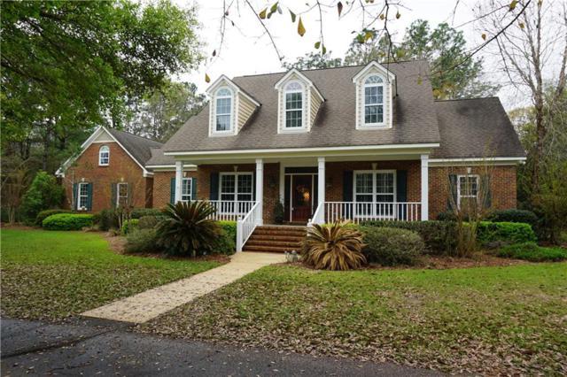 3920 Lakefront Drive, Mobile, AL 36695 (MLS #611087) :: Jason Will Real Estate