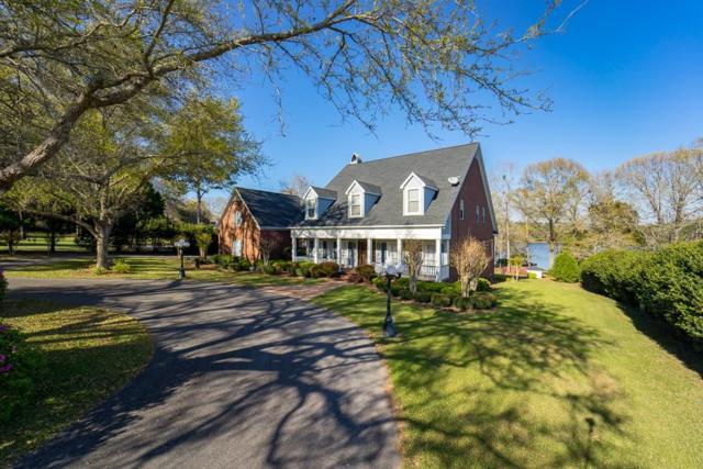 3815 Lakefront Drive W, Mobile, AL 36695 (MLS #611142) :: Jason Will Real Estate
