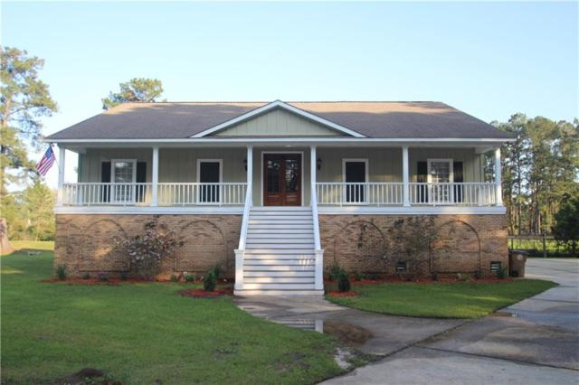 3700 St Andrews Place, Mobile, AL 36693 (MLS #611184) :: Jason Will Real Estate