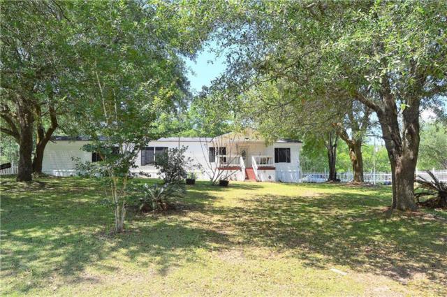 10675 Ann Lane, Grand Bay, AL 36541 (MLS #613501) :: Jason Will Real Estate