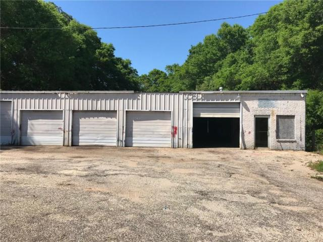 6520 Moffett Road, Mobile, AL 36618 (MLS #614170) :: Jason Will Real Estate