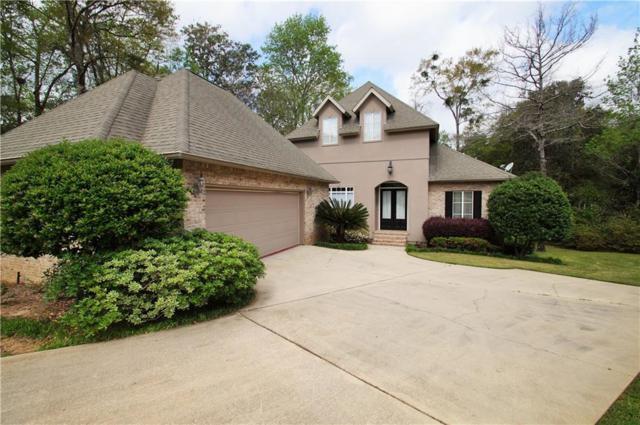 110 Creek Circle N, Fairhope, AL 36532 (MLS #614670) :: Jason Will Real Estate