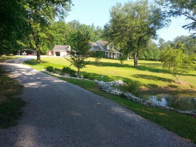 4831 Stokley Lane, Semmes, AL 36575 (MLS #614707) :: Jason Will Real Estate