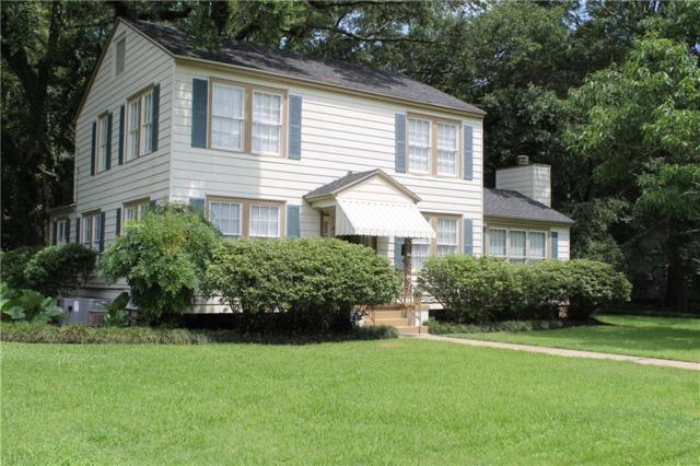 151 Westwood Street, Mobile, AL 36606 (MLS #614838) :: Jason Will Real Estate