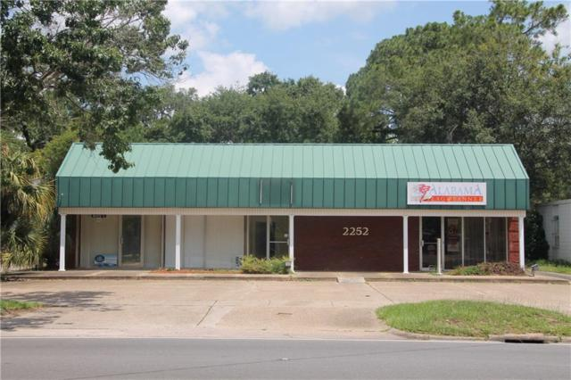 2252 Government Street, Mobile, AL 36606 (MLS #615602) :: Jason Will Real Estate