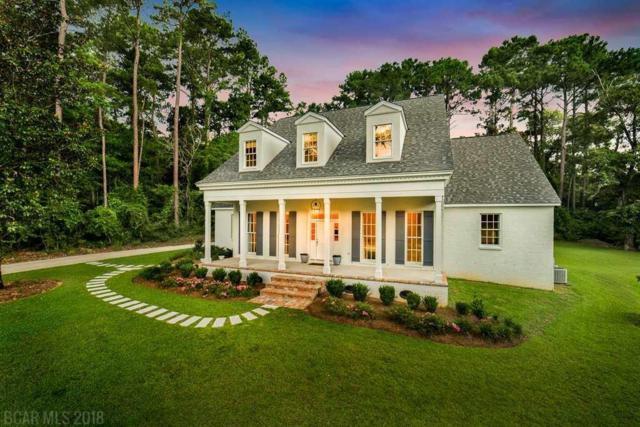 23183 Dovecote Lane, Fairhope, AL 36532 (MLS #615622) :: Jason Will Real Estate