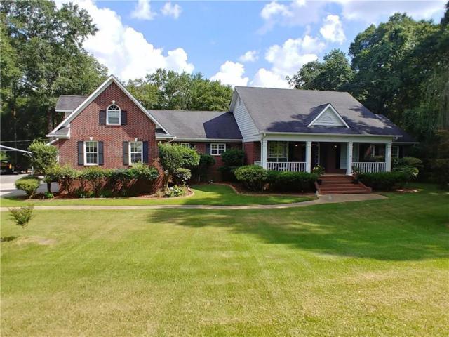 234 Autumn Drive, Saraland, AL 36571 (MLS #616624) :: Jason Will Real Estate