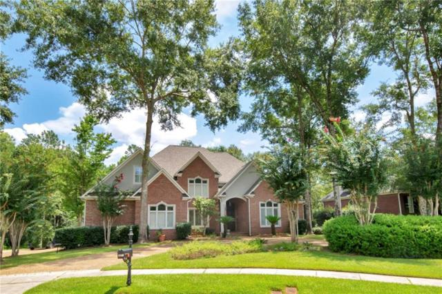 2805 Churchbell Court, Mobile, AL 36695 (MLS #617668) :: Berkshire Hathaway HomeServices - Cooper & Co. Inc., REALTORS®