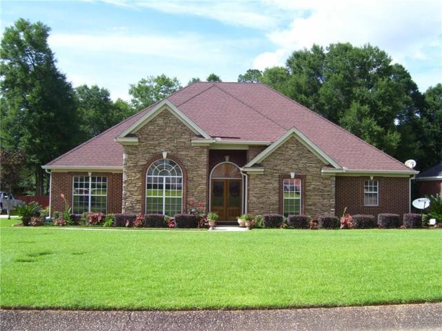 8120 Double Branch Way, Semmes, AL 36575 (MLS #617849) :: Jason Will Real Estate