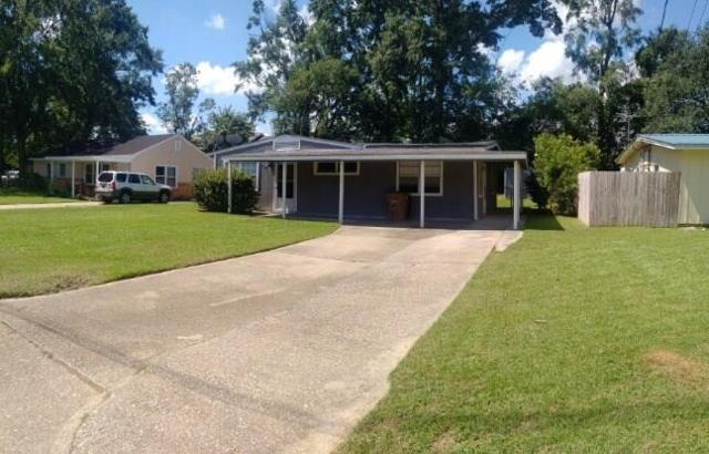 506 Wyoming Drive W, Mobile, AL 36606 (MLS #618262) :: Berkshire Hathaway HomeServices - Cooper & Co. Inc., REALTORS®