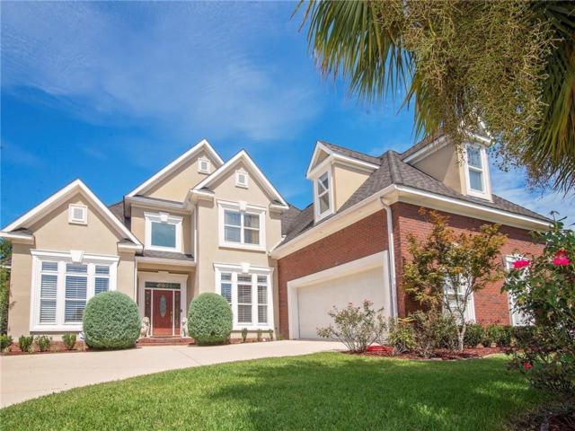 1256 Heron Lakes Circle, Mobile, AL 36693 (MLS #618706) :: Jason Will Real Estate
